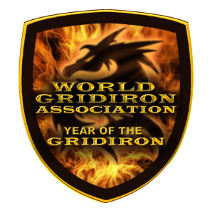 World Gridiron Association Shield