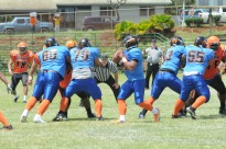 Stingrays Offense
