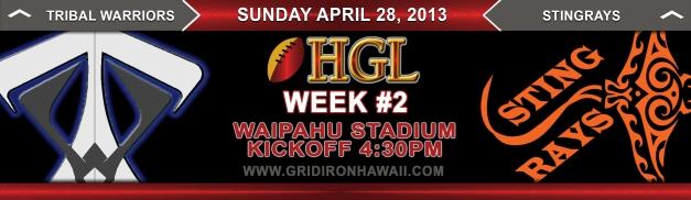 HGL Week 2 Game 1