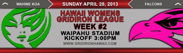HWGL Week 2 Game 2