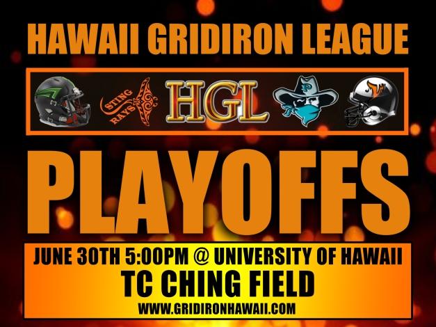 HGL 2013 Playoffs