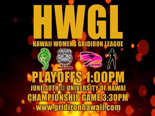 HWGL Playoffs & Championships
