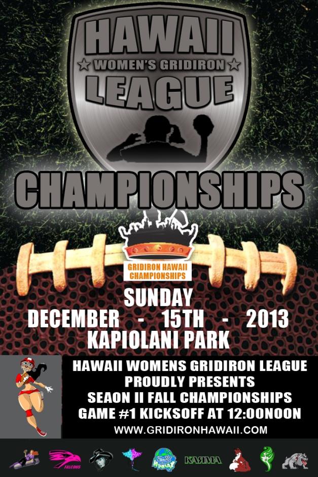 HWGL Season II Championships