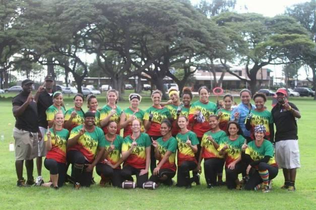 Wahine Koa Champs Photo