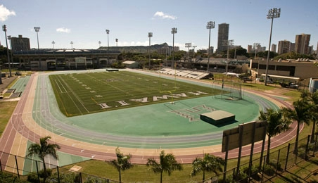 University of Hawaii TC Ching Field