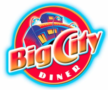 Big City Diner Logo